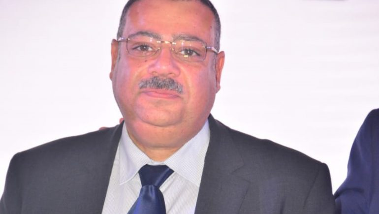 عمرو سليمان رئيس مجلس إدارة مجموعة الأمل لتجميع وتصنيع السيارات