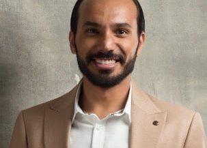 رامى فارس رئيس مجلس إدارة شركة رفكو للإنشاء والتعمير