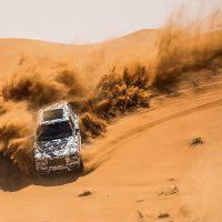 رالي السيارات الصحراوية