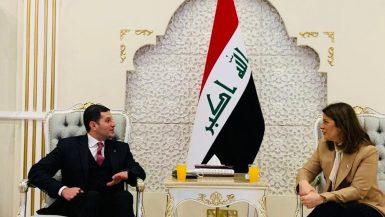 """""""الاستثمار"""" تبحث مشروعات التعاون المشترك مع """"العراق"""""""