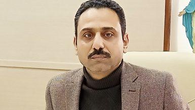 محسن فوزى رئيس مجلس إدارة شركة كينج جولد