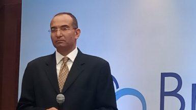 خالد العمراوى الرئيس التنفيذى لشركة برايت سكايز