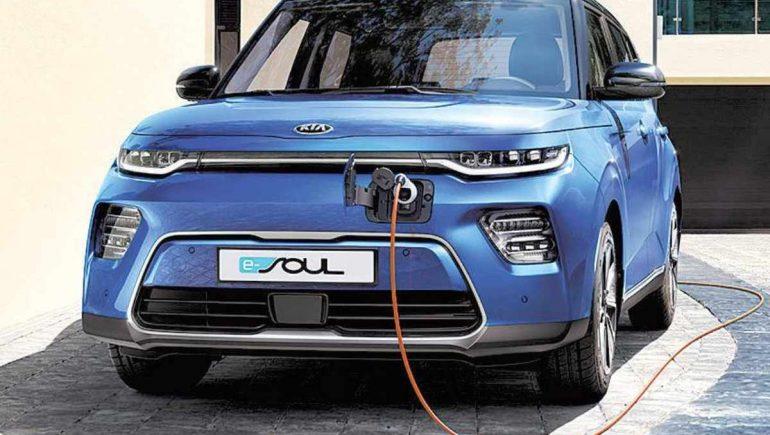 سيارات كيا الكهربائية