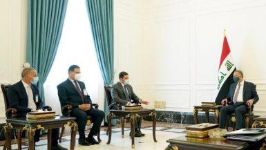 مصر تتعاون مع العراق لتنفيذ عدد من المشروعات الاستثمارية