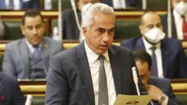 عمرو السنباطى رئيس نادي هليوبوليس وعضو لجنة الشباب والرياضة