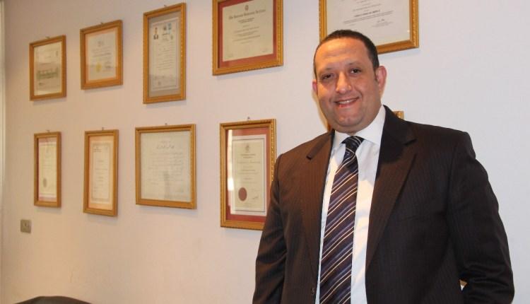 محمد عبدالغنى رئيس مجلس إدارة مكتب ECB للاستشارات