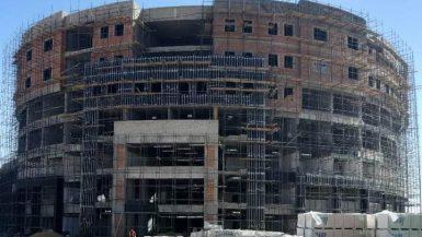 """""""المجتمعات العمرانية"""" تنتهى من إنشاءات مستشفى """"الأورمان للأطفال"""" فى """"سوهاج الجديدة"""""""