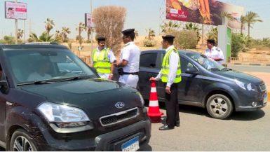 تعرف على عقوبات قانون المرور الجديد