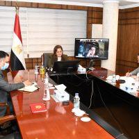 """وزيرة التخطيط: تحسين مستوى المعيشة والخدمات أولويات مبادرة """"حياة كريمة"""""""