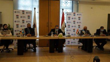 بروتوكول تعاون بين «تجارية الإسكندرية» و«QNB» الأهلى لتأمينات الحياة