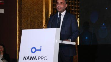 محمد إبراهيم الرئيس التنفيذي والعضو المنتدب لشركة نوا برو