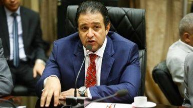 علاء عابد رئيس لجنة نقل النواب