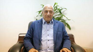 عماد عبدالعزيز رئيس اللجنة المكلفة برئاسة نادى الزمالك