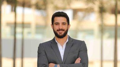 عمرو بدر رئيس مجلس الإدارة والرئيس التنفيذى لشركة ذا مارك للتطوير العقارى