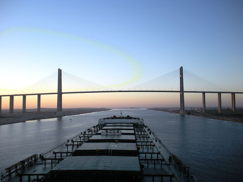 1616690732 159 52623 34 The Suez Canal ... the lifeblood of Egypt and the world