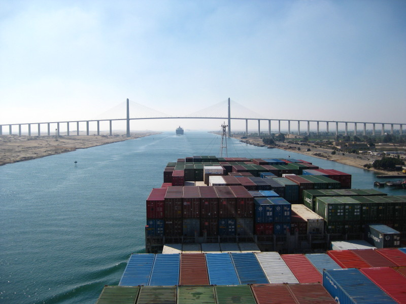 1616690774 664 114764 31 The Suez Canal ... the lifeblood of Egypt and the world