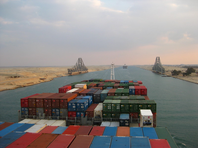 1616690936 913 108003 29 The Suez Canal ... the lifeblood of Egypt and the world