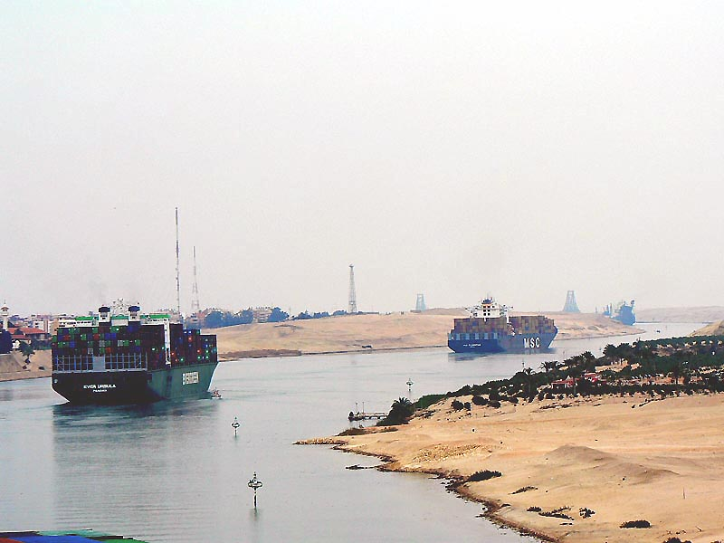 1616690981 121 81701 27 The Suez Canal ... the lifeblood of Egypt and the world