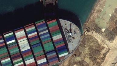 """أزمة """"قناة السويس"""" الأحدث فى سلسلة عقبات تؤثر على سلاسة التجارة العالمية"""