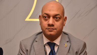 أحمد حسين عضو مجلس الإدارة فى شركة البروج مصر