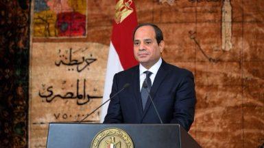السيسى: المصريون نجحوا فى إنهاء أزمة السفينة الجانحة بقناة السويس رغم التعقيد الفنى الهائل