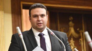 عبد المنعم إمام أمين سر لجنة الخطة والموازنة