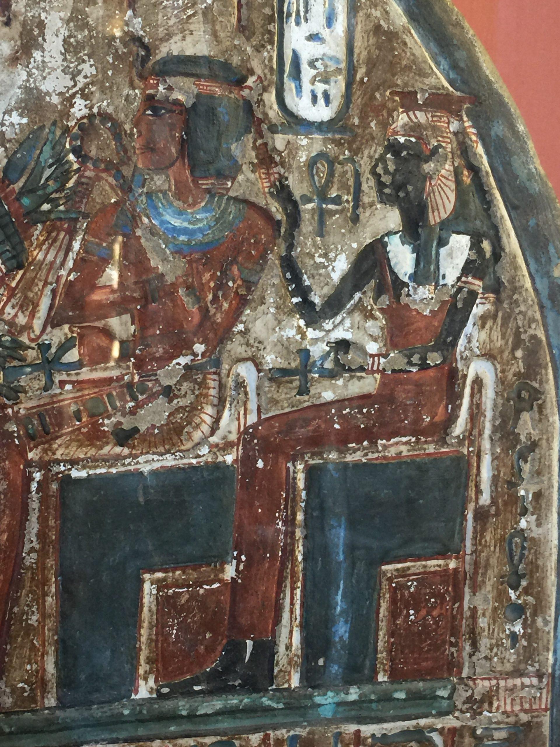 Parade of mummies