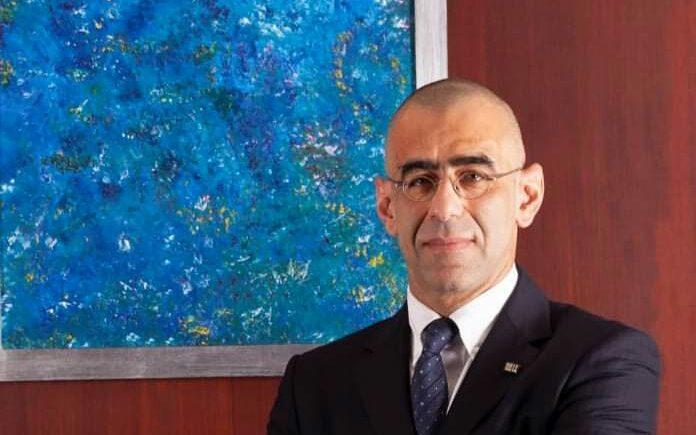 حسين أباظة الرئيس التنفيذي لـ البنك التجارى الدولى