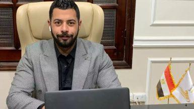 مصطفى لطفى المدير التنفيذى لشركة فالنسيا للتطوير العقارى
