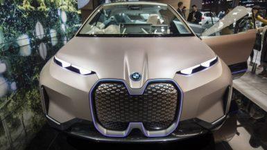 مشروع «BMW» المشترك مع شركة سيارات كهربائية صينية يبدأ الإنتاج فى 2023