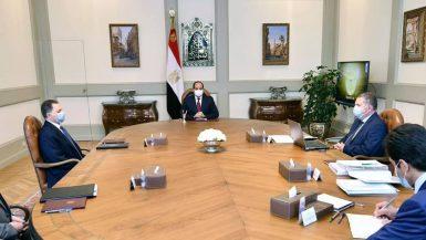 الرئيس السيسى يوجه بتحقيق أقصى عائد للأصول غير المستغلة بقطاع الأعمال العام