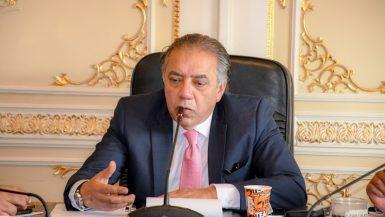 شريف الجبلى رئيس لجنة الشئون الإفريقية بمجلس النواب