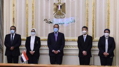 """مصر توقع اتفاقيتين لتصنيع لقاح """"سينوفاك"""" الصينى محلياً"""