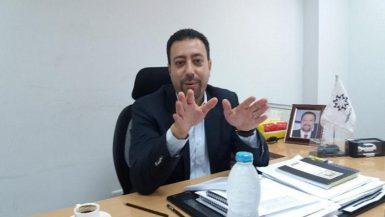 محمد يونس مدير عام شركة مودرن موتورز الوكيل الحصرى للعلامة التجارية سوزوكى