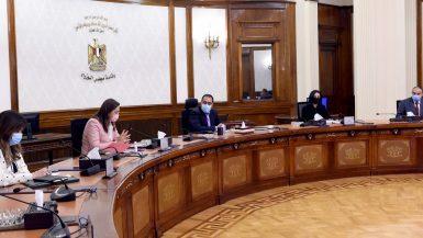الحكومة تعد تقرير التنمية البشرية فى مصر 2020