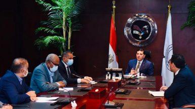 مصر تتعاون مع ليبيا لزيادة الفرص الاستثمارية بين البلدين