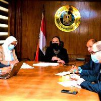 وزيرة التجارة: نسعى لجذب المزيد من الاستثمارات المحلية والأجنبية لصناعة السيارات