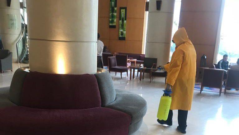 """""""السياحة"""": لجان تفتيش سرية على الفنادق والمطاعم للتأكد من تطبيق الإجراءات الاحترازية"""