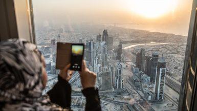الإمارات الأولى عالمياً فى سرعة شبكات الهاتف المتحرك