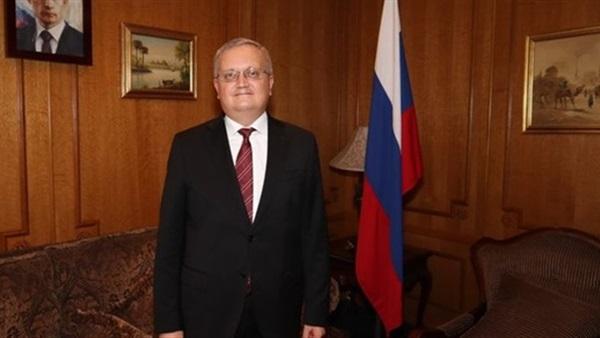 السفير الروسي بالقاهرة، جيورجي بوريسينكو