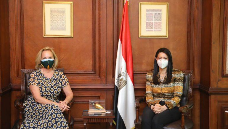 """مصر تتعاون مع """"الأمريكية للتنمية"""" بمشروعات مكافحة التغيرات المناخية ومعالجة تداعيات """"كورونا"""""""