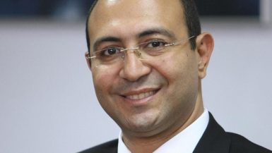 عصام حسين العضو المنتدب لشركة النيل للتجارة والهندسة