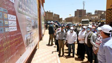 وزير الإسكان: الدولة المصرية بذلت جهدا كبيرا فى تطوير المناطق غير الآمنة