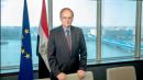 السفير كريستيان برجر رئيس وفد مفوضية الاتحاد الأوروبي لدى مصر