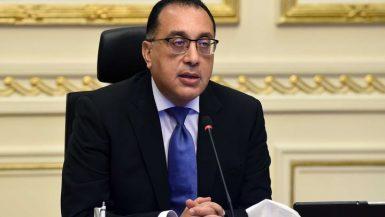 رئيس الوزراء يستعرض عددًا من المشروعات الجارى تنفيذها بالدقهلية