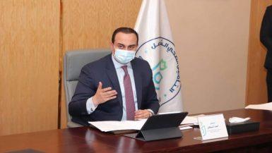 أحمد السبكى رئيس مجلس إدارة الهيئة العامة للرعاية الصحية