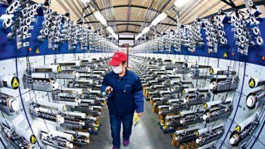 الصين ؛ الصناعة فى الصين
