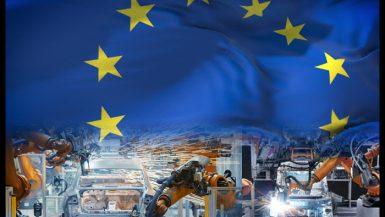 الصناعات التحويلية في منطقة اليورو