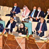 وزيرة التجارة: اعتماد تبادل شهادات المنشأ الصادرة إلكترونياً بين الدول العربية