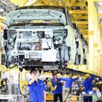 مبيعات السيارات بالصين